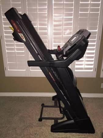 sole f63 treadmill side view