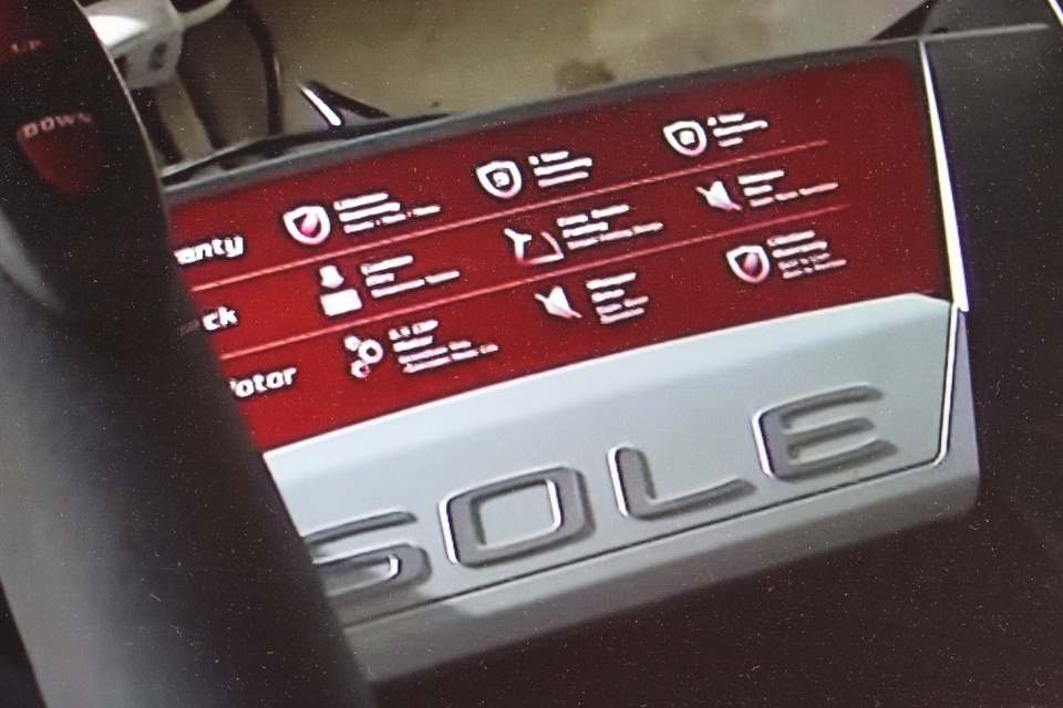 sole f80 treadmill sole fitness